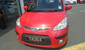 08 Hyundai i10 1.1 Style 5dr Hatchback Manual Ref: U2019183/74264 full