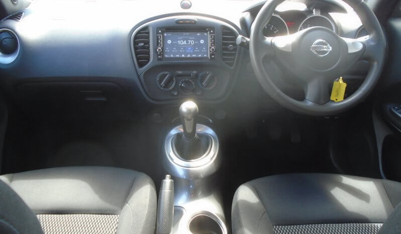 16 Nissan Juke 1.6 Visia 5dr SUV Ref: U2019366/16481 full
