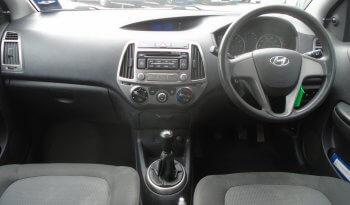 13 Hyundai i20 1.2 Classic 5dr Hatchback Manual Ref: U2019386/41185 full