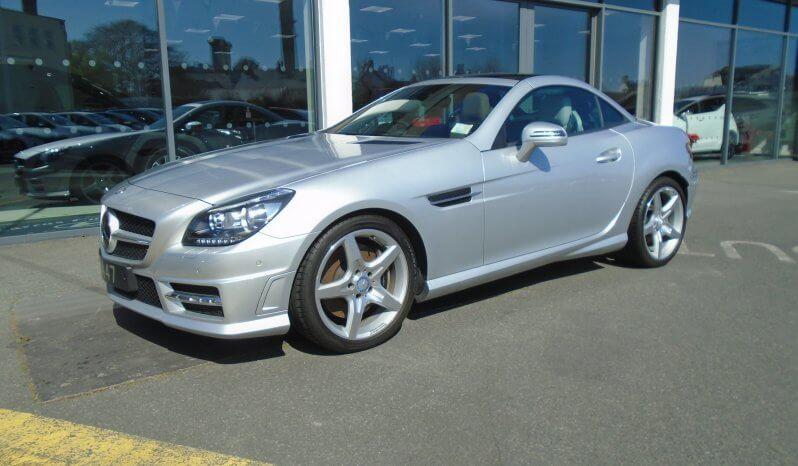 14 Mercedes SLK 350 Blue Efficiency Convertible  Ref: SOR/80447
