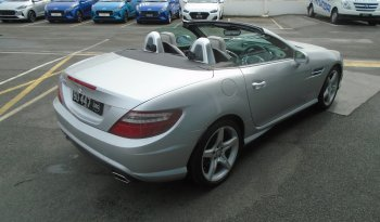 14 Mercedes SLK 350 Blue Efficiency Convertible  Ref: SOR/80447 full