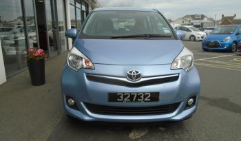 11 Toyota Verso 1.4 TR 5dr Hatchback Automatic Ref: U2019397/32732 full