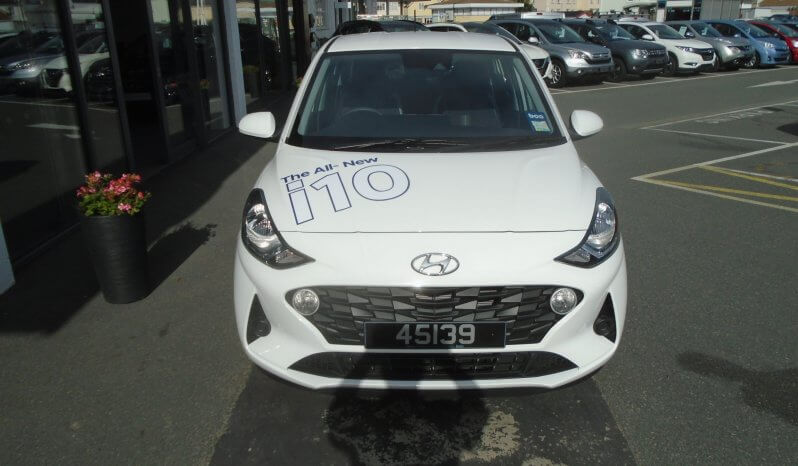20 Hyundai i10 1.2 SE Connect 5dr Hatchback Automatic Ref: U2019322/45139 full