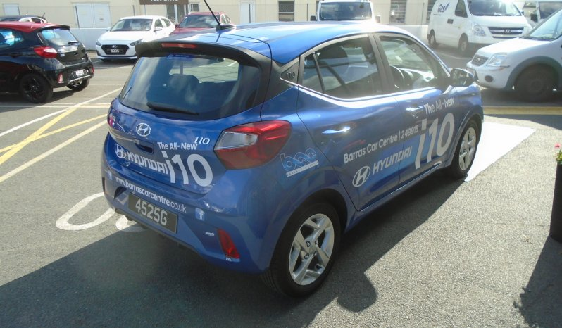 20 Hyundai i10 1.2 SE Connect 5dr Hatchback Automatic Ref: U2019315/45256 full