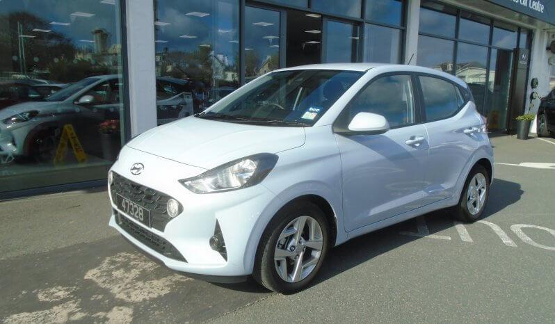 20 Hyundai i10 1.2 SE Connect 5dr Hatchback Automatic Ref: U2019324/47328