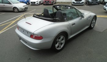 02 BMW 1.9 Z3 2dr Sports Coupe Ref: U2019395/62034 full