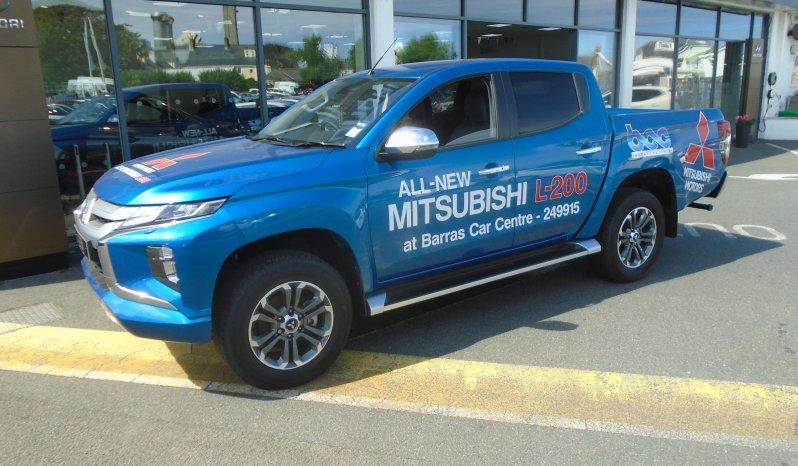 19 Mitsubishi L200 Barbarian 4WD Double Cab Series 6 Automatic Ref: U2019207/4291