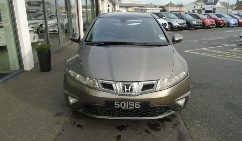 09 Honda Civic ES 5dr Hatchback Ref: U2019422/50196 full