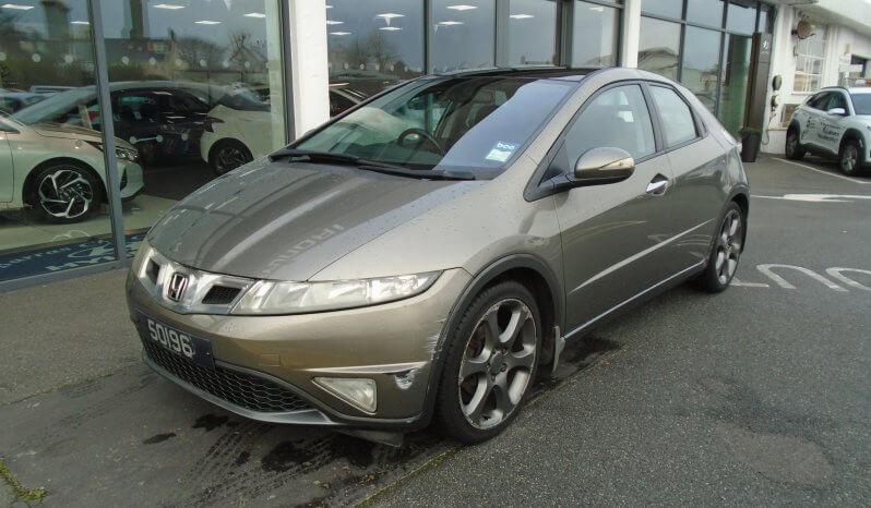 09 Honda Civic ES 5dr Hatchback Ref: U2019422/50196