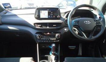 20 Hyundai Tucson 1.6 NLine 5dr SUV 5dr Automatic Ref: U2019413/1231 full